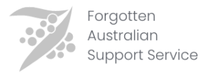 Forgetten Australian Support Services